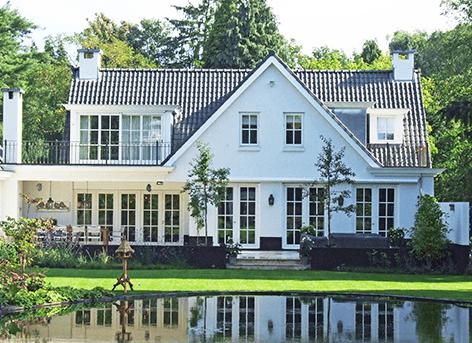 3dcase architectenburo villa baarn