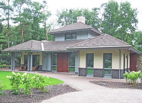 3dcase architectenburo villa modern soest